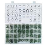 DELUXE O-RING KIT 34 SIZES DOMESTIC 350 PCS