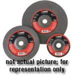 7 in. x 1/4 in. x 5/8 in. -11NC Depressed Center Grinding Wheels, Type 27