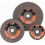 Type 27 Depressed Center Grinding Wheel, 4-1/2in x 1/8in x 7/8in