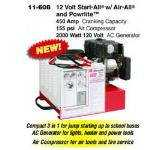 12 Volt Start-All with Air-All and Powrlite (130608)