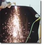 50in x 80in Safety Welding Blanket