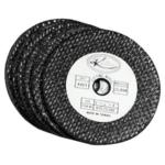 6PK CUT-OFF WHEEL 3IN. X 1/16IN. 6/PK