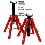 10 Ton Capacity Jack Stand - Med Height