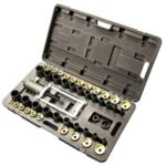 44 Piece Hydraulic Ram Set