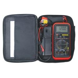 Deluxe Multimeter Kit - Automotive Meter with RPM and Temperature