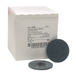 3 in Scotch Brite™ Roloc™ Surface Conditioning Discs