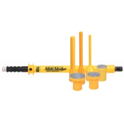 Slide Sledge 21 lb. Slide Hammer Kit with 6 Pin Drivers