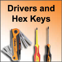 Drivers and Hex Keys
