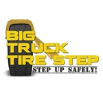 Big Truck Tire Step