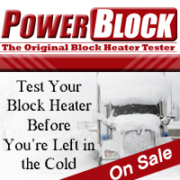 Power Block - Block Heater Tester