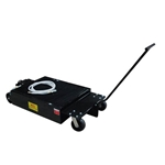 25-Gallon Low-Profile Portable Oil Drain With Electric Evacuation Pump