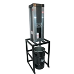 Complete Package: Filter Crusher w/ Regulator and Stand