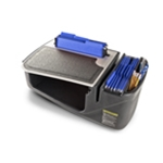 AutoExec AESFile-02 Efficiency FileMaster Desk w/ 250 Watt Inverter