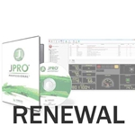 JPRO Professional Heavy Duty Command Bundle Yearly Renewal