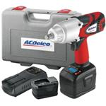 "Li-ion 18V 1/2"" Drive Impact Wrench with Digital Clutch Kit"