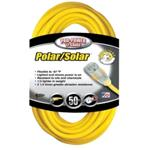 100 Foot Extension Cord Yellow