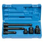 "1/2"" Drive 6 Piece Adapter/Extension Set"