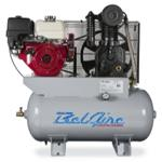 13HP 30 Gallon Honda Engine Cast Iron Series Compressor