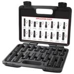 16 Piece Locking Lug Key Master Set
