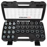 32 Pc Master Lug Key Set For Volkswagen