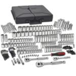 "216 Piece 1/4"", 3/8"" and 1/2"" Drive Mechanics Tools Set"