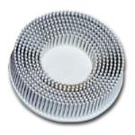 3in Scoth-Brite™ Roloc™ Bristle Discs 120 Grit Fine White