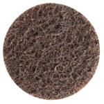 "3"" Aluminum Oxide Surface Conditioning Discs, Brown - Coarse (Box of 50)"