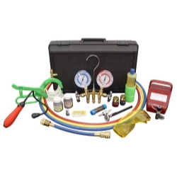 Complete A/C Diagnostics and Service Kit