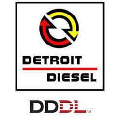 Detroit DDDL/Mercedes