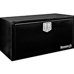 "Buyers Underbody Truck Toolbox 24"" - Black Steel"