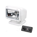GoLight 2020GT White Permanent Mount w/ Dash Mount Control