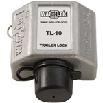 WAR-LOK: Trailer Latch Lock