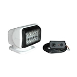 GoLight 20204GT LED Perm Mount Searchlight Dash-Mount Remote