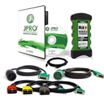JPRO Professional Diagnostic Toolbox Adapter Kit