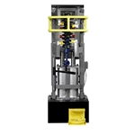QSP DB-8000XL Air Operated Strut Compressor