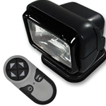 Golight 2051GT Perm Mount Searchlight w/Remote-Black