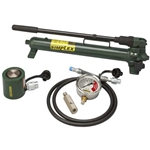 Simplex 10,000 PSI Hydraulic Cylinder and Hand Pump Set ST-Series