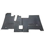 Minimizer Floor Mats - Kenworth T600/T660/T800/W900 w/Manual & Day Cab