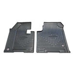 Minimizer Floor Mats - Western Star 4700 Cummins Engine