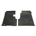 Minimizer Floor Mats - Western Star 4700 DD13 Engine