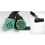 VDO RoadLog 9-Pin Y (Green) Installation Kit