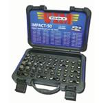 "50 piece Impact Master Set - 3/8"" Sq. Drive"