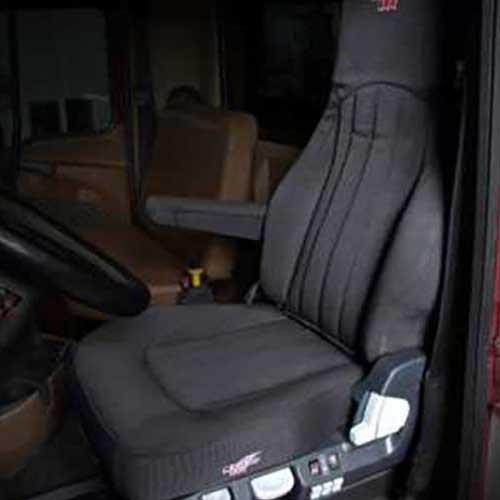 Unique Truck Equipment Minimizer Premium Cloth Seat