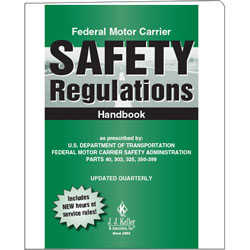 Federal Motor Carrier Safety Regulations Handbook (Softbound)