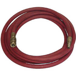 Air Hose, 20 ft. - Red