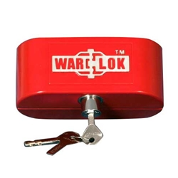 WAR-LOK: Tractor Air-Brake Lock
