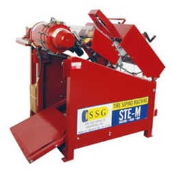 Tire Service Equipment: Tire Siping Machine
