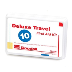 Goodall: Travel First Aid Kit
