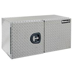 "Aluminum Double Barn Door Toolbox 18"" x 18"" x 36"""