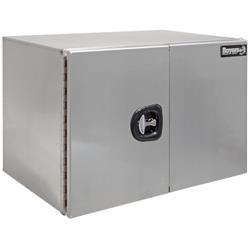 "Aluminum Double Barn Door Toolbox XD Series 18"" x 18"" x 48"""